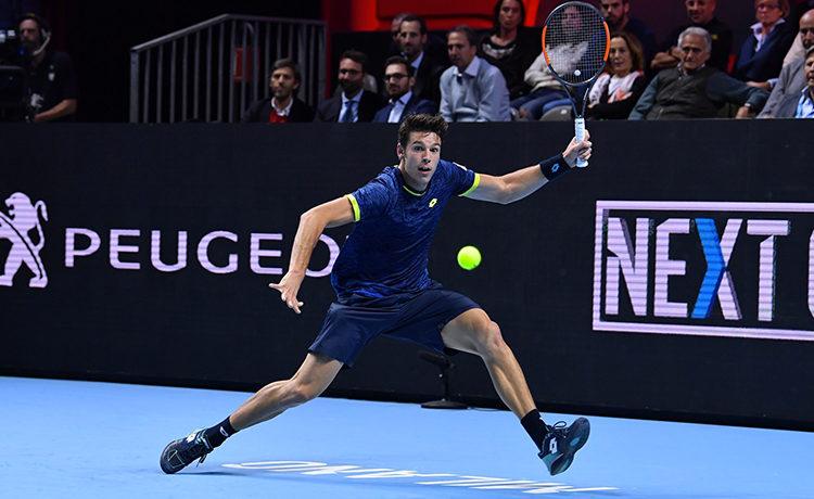 Tennis, NEXT GEN ATP FINALS Milano: finale Rublev-Chung