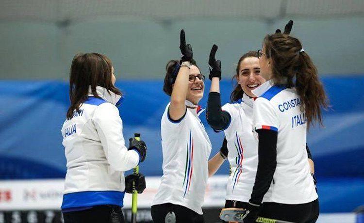 Italia, nazionale curling 2017