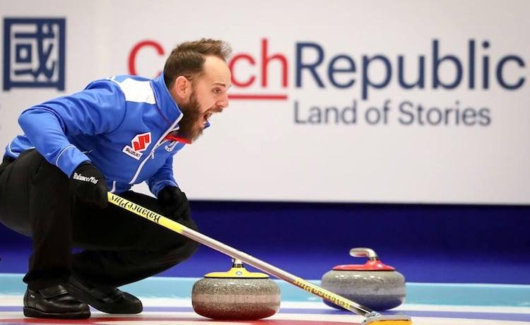 Joel Retornaz, Italia curling