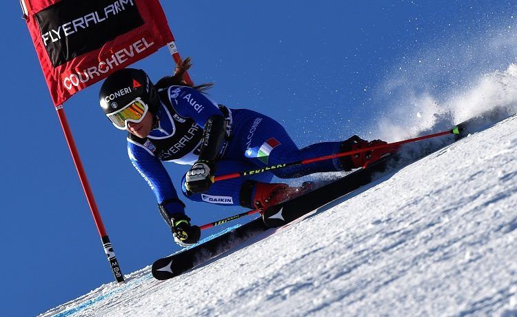 Sci: Sofia Goggia ancora super a Cortina! Battute Vonn e Shiffrin