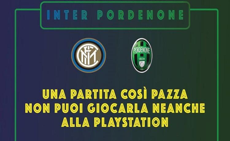 Auguri Di Buon Natale Inter.Il Pordenone Consola L Inter Dopo La Coppa Italia Solo Sconfitte