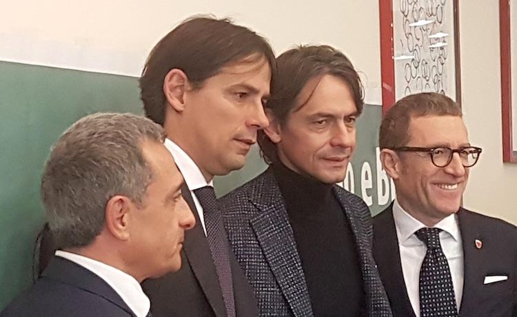 Simone e Filippo Inzaghi