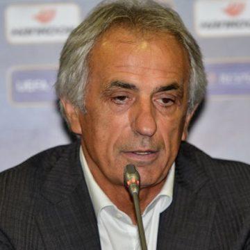 Vahid Halilhodžić