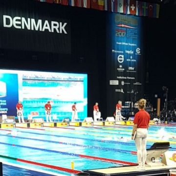 Europei nuoto Copenaghen 2017