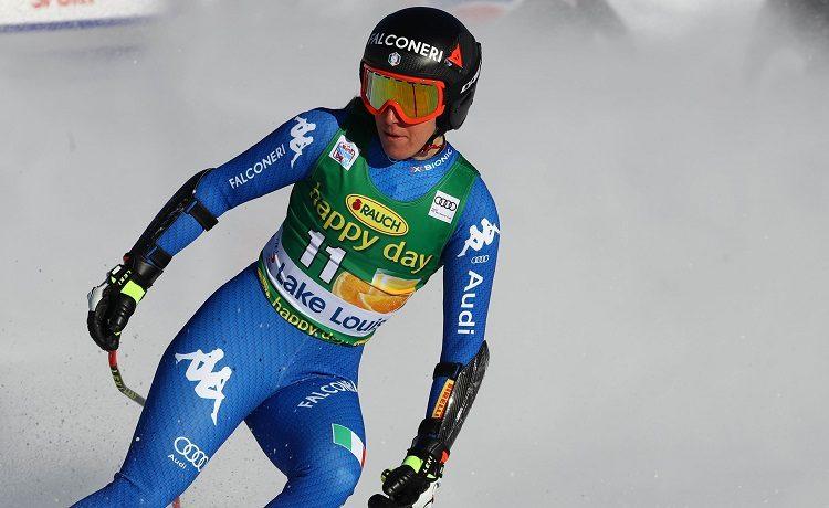 Sci, superG di Val d'Isère: trionfa la Vonn, la Goggia è seconda