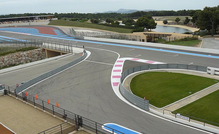 Paul Ricard Circuit - Le Castellet