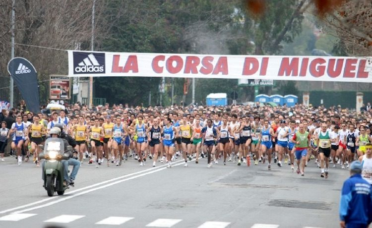 Corsa Miguel 2017