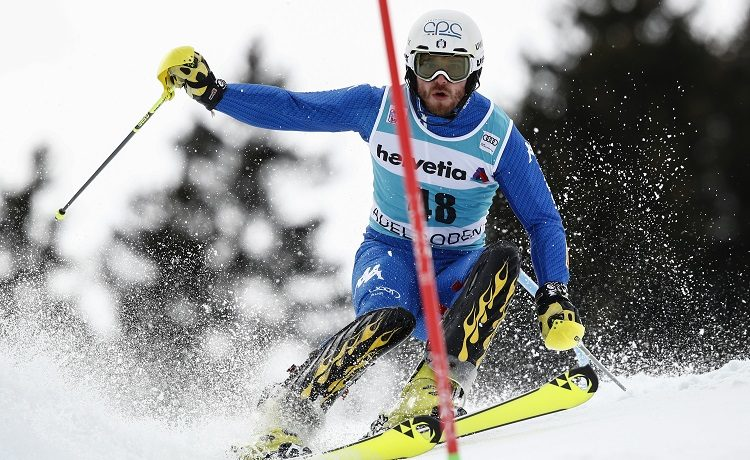 Sci Alpino Slalom Val DIsere 2018 Presenti Otto Italiani