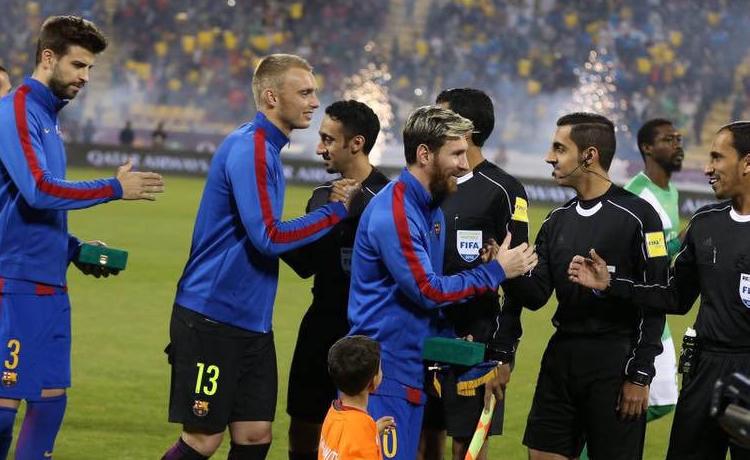 Barcellona, pronti 57 milioni di euro per le divise d'allenamento
