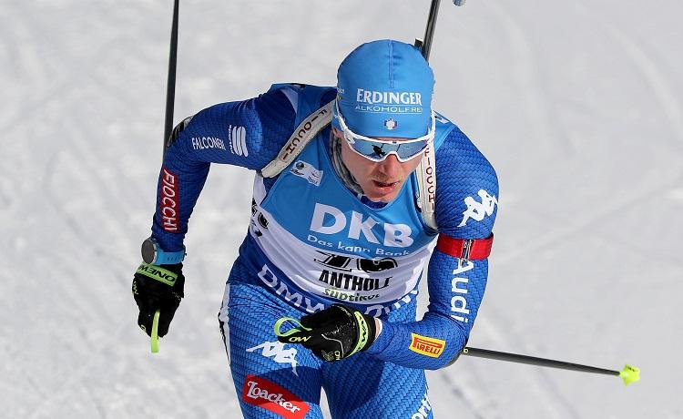 Lukas Hofer Anterselva 2018