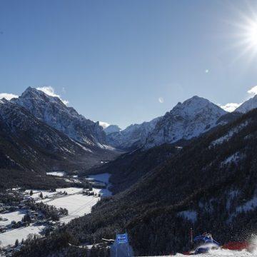 Pista sci alpino Kronplatz 2018
