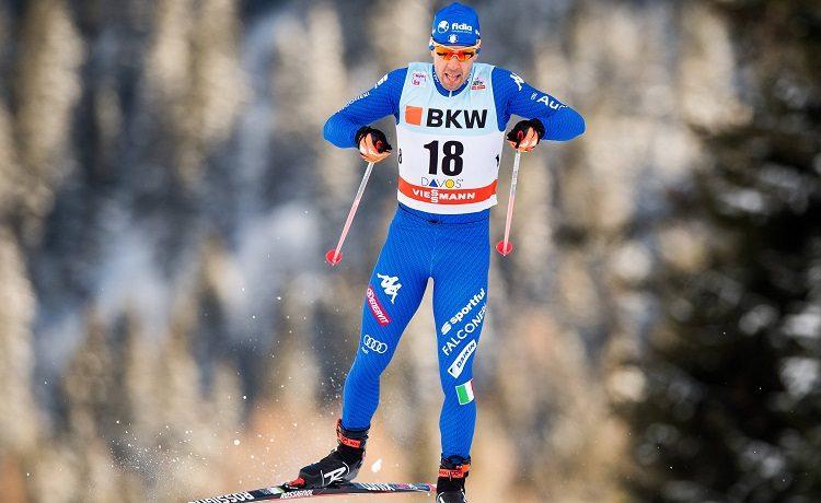 Cdm fondo, Pellegrino vince Sprint Lahti