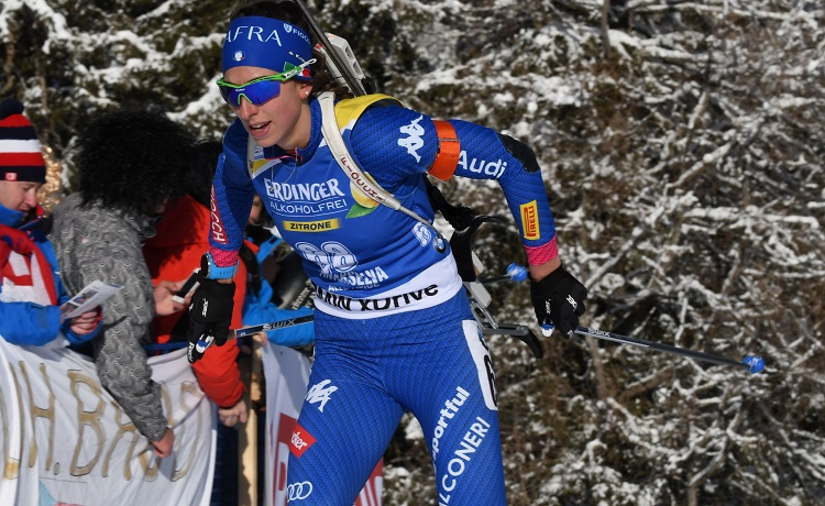 Lisa Vittozzi Anterselva 2018