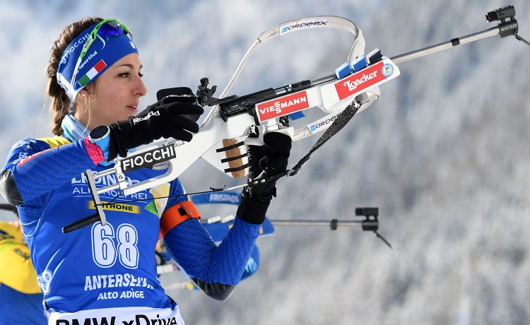 Lisa Vittozzi Anterselva 2018