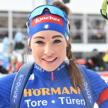 Dorothea Wierer Anterselva 2018