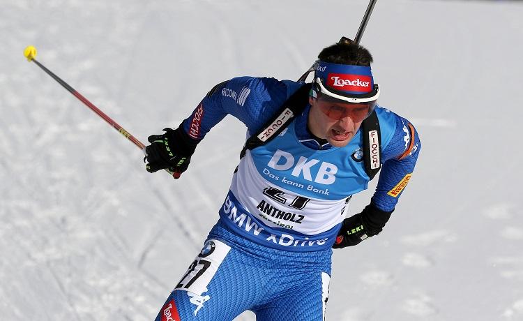 Dominik Windisch Anterselva 2018