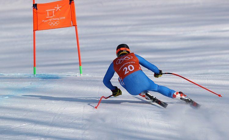 Christof Innerhofer - Olimpiadi PyeongChang 2018