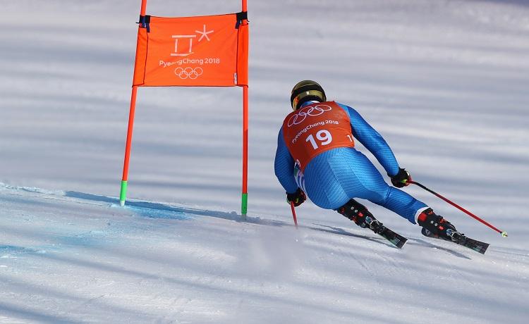 Dominik Paris - Olimpiadi PyeongChang 2018