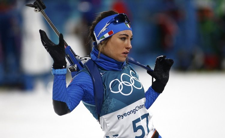 Olimpiadi Invernali: medaglia di legno per la Vittozzi