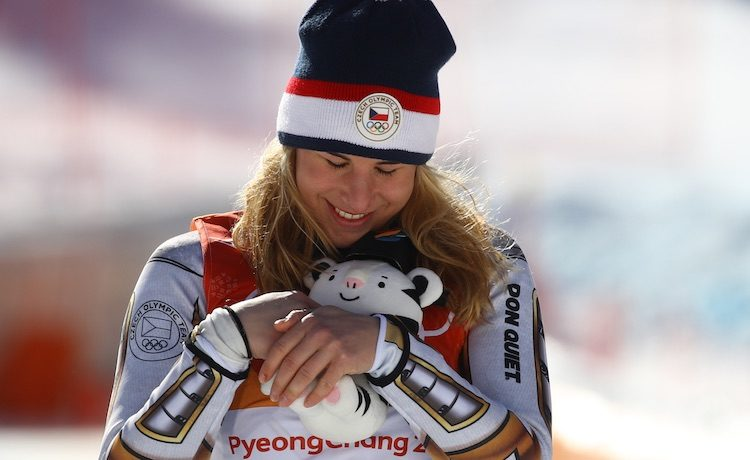 Olimpiadi 2018, Ledecka regina dei Giochi: