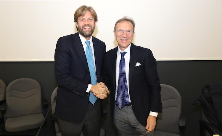 Francesco Soro e Paolo D'Alessio