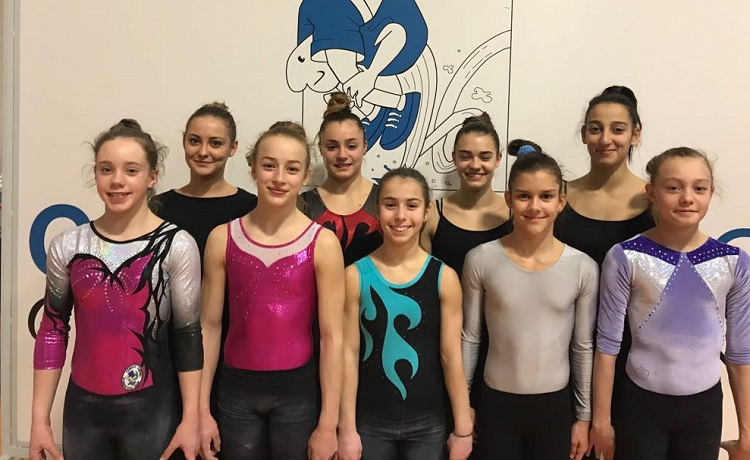 Corpo Libero Gymnastics Team