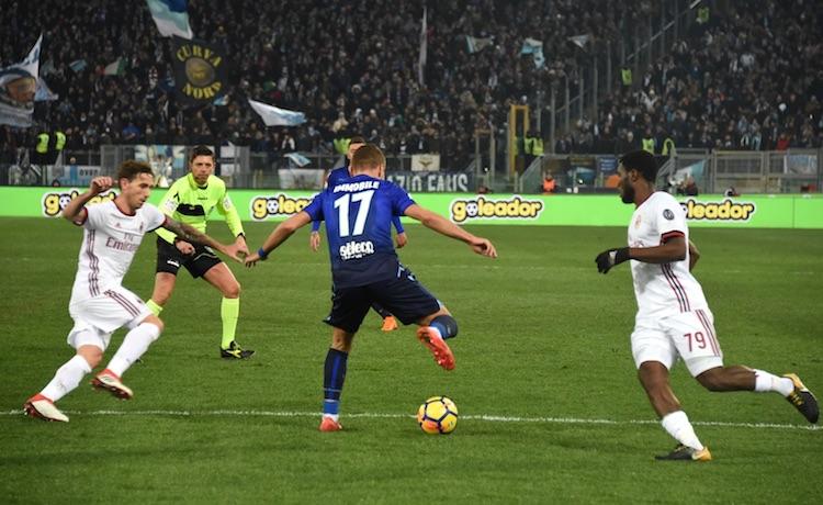 Lazio-Milan, Tim Cup 2018