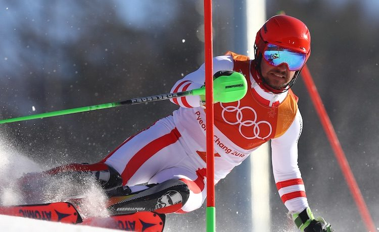Olimpiadi: Sci, secondo oro per Hirscher nel gigante