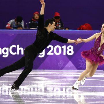 Olimpiadi PyeongChang 2018 - Anna Cappellini e Luca Lanotte