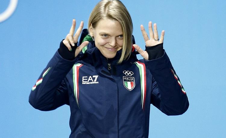 Olimpiadi PyeongChang 2018 - Arianna Fontana
