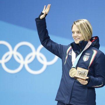 Olimpiadi PyeongChang 2018 -Arianna Fontana