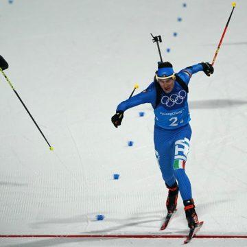 Olimpiadi PyeongChang 2018 - Dominik Windisch
