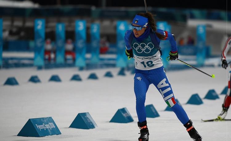 Olimpiadi PyeongChang 2018 Dorothea Wierer