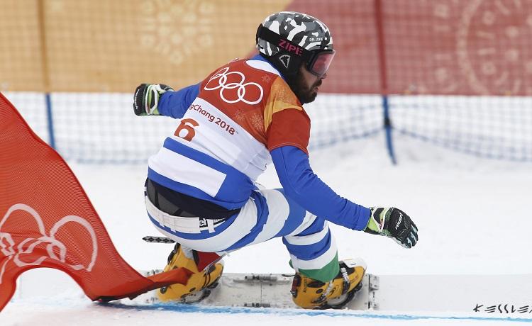 Olimpiadi PyeongChang 2018 - Edwin Coratti