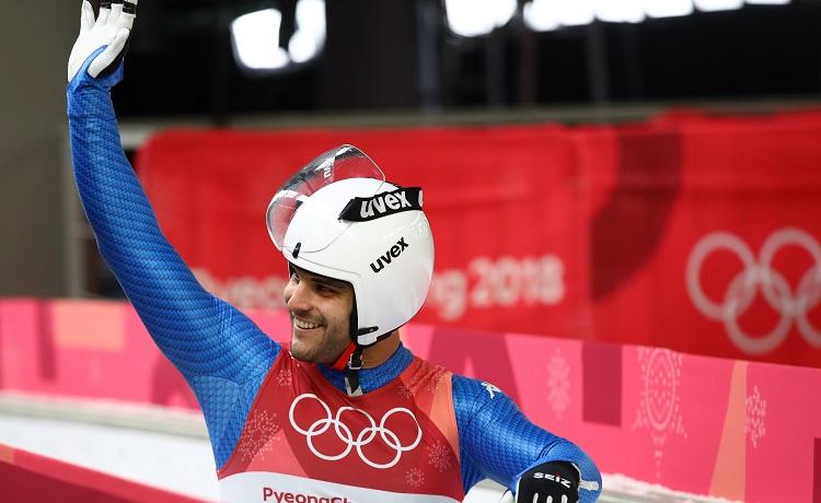 Olimpiadi PyeongChang 2018 - Emanuel Rieder