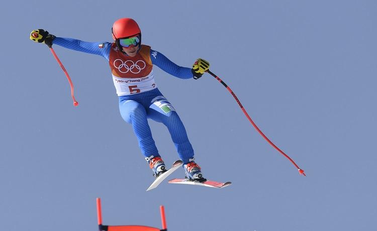 Olimpiadi PyeongChang 2018 - Federica Brignone