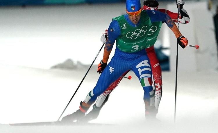 Olimpiadi PyeongChang 2018 - Federico Pellegrino
