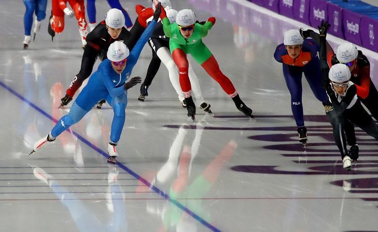 Olimpiadi PyeongChang 2018 - Francesca Lollobrigida