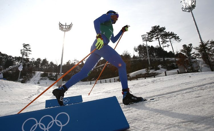 Olimpiadi PyeongChang 2018 - Francesco De Fabiani