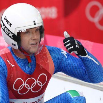 Olimpiadi PyeongChang 2018 - Kevin Fischnaller