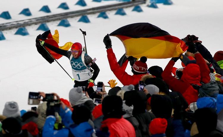 Olimpiadi PyeongChang 2018 Laura Dahlmeier