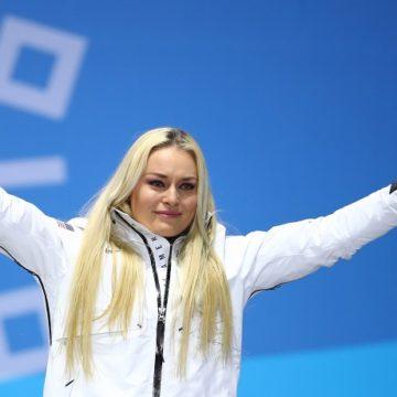Olimpiadi PyeongChang 2018 - Lindsey Vonn