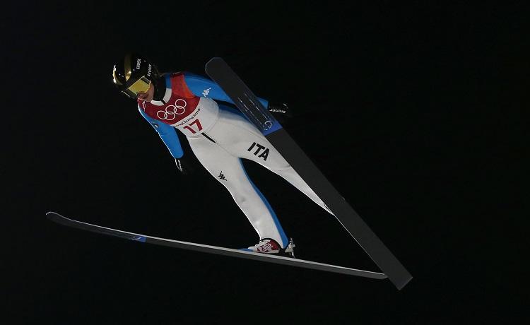 Olimpiadi PyeongChang 2018 Manuela Malsiner