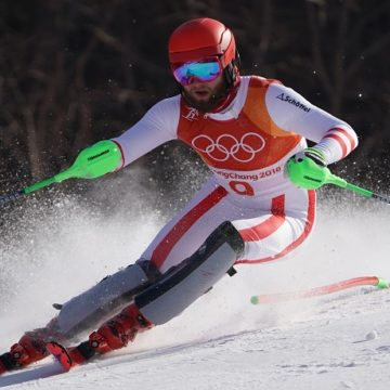 Olimpiadi PyeongChang 2018 - Marco Schwarz
