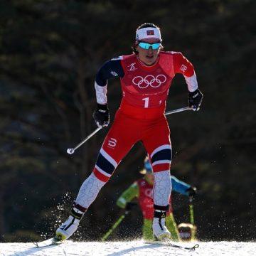 Olimpiadi PyeongChang 2018 - Marit Bjoergen