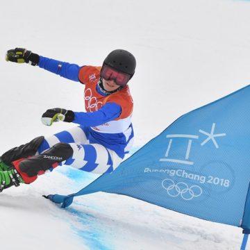 Olimpiadi PyeongChang 2018 - Nadya Ochner