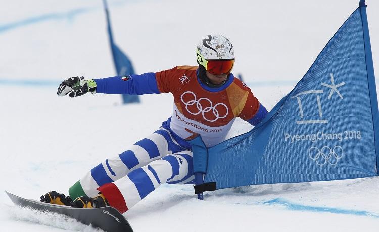 Olimpiadi PyeongChang 2018 - Roland Fischnaller