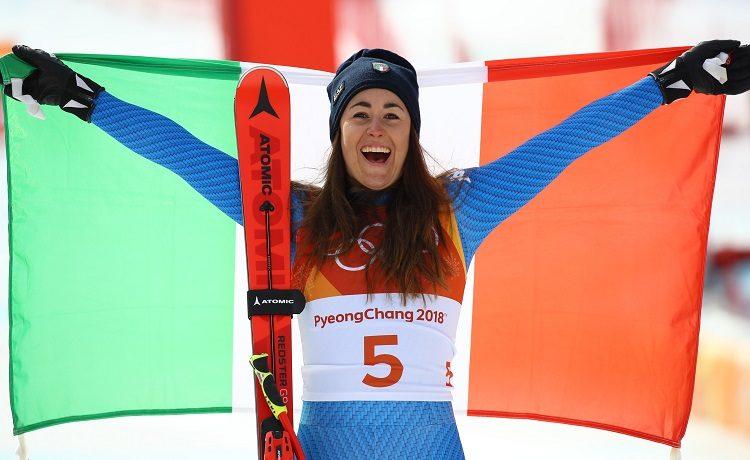 Olimpiadi PyeongChang 2018 - Sofia Goggia