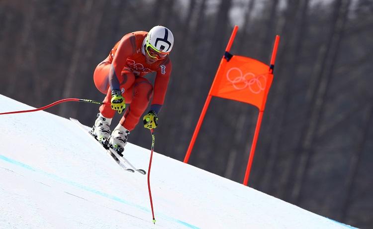 Olimpiadi PyeongChang 2018 - Aleksander Aamodt Kilde