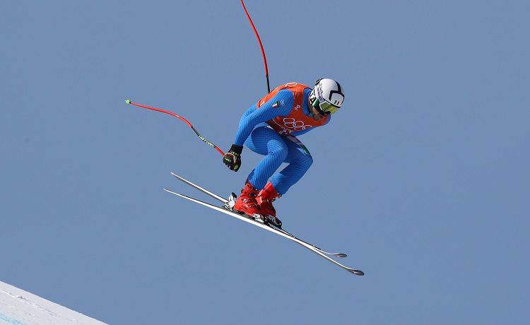 Peter Fill Olimpiadi PyeongChang 2018